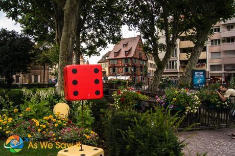 Everyone wants to capture the sights of Colmar.