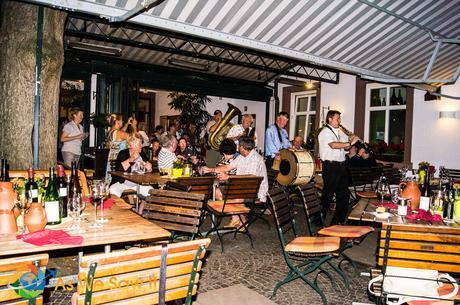 Traditional German Band.