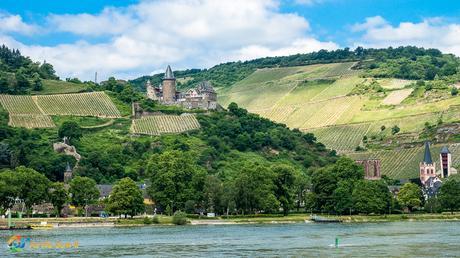 I'm Sailing Away on a Rhine River Cruise