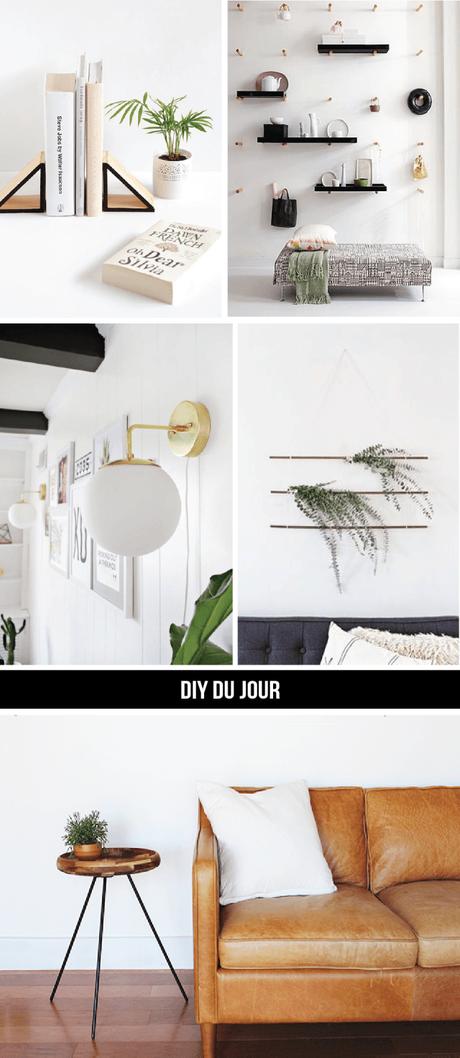 DIY du Jour: Minimally Modern