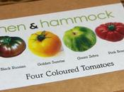 Four Coloured Tomatoes