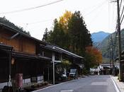 水舟のせせらぎが響く須原宿 Suhara-juku, with Murmuring Water