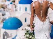 Santorini Wedding Erin Nick