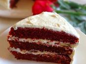 Eggless Velvet Cake with Cream Cheese Frosting