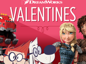 Download Print These Valentine's Cards from DreamWorks!