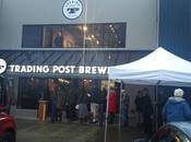 Trading Post Brewing Grand Opening Langley