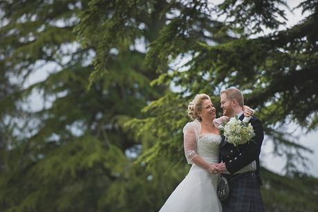 Minterne House Wedding