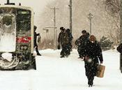吹雪に霞む留萌本線 Rumoi Main Line Blizzard