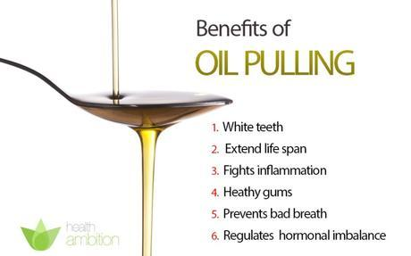 What Is Oil Pulling?| 5 Reasons You Should Be Oil Pulling