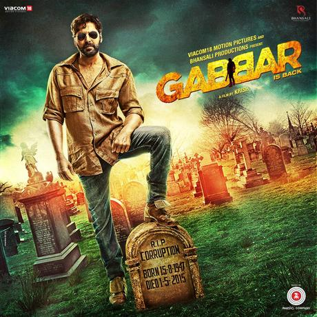 Gabbar is Back movie-list