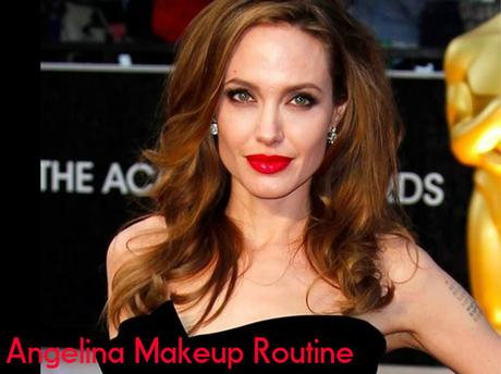 Angelina Makeup Routine