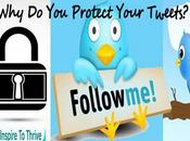 Social Realtors Protect Their Wonderful Valuable Tweets?