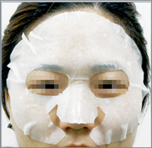 Li Sil Dual Effect Oriental Herb Face Mask - Get Radiant Skin Instantly!