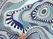 Abstract Paper Mosaics Noirin Berg