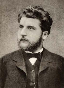 The young Georges Bizet, composer of The Pearl Fishers