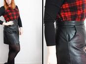 Outfit Tartan Raglan