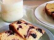 Blueberry Milk Cake Recipe