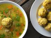 Sopa Pollo Mofongo (Puerto Rican Chicken Soup)