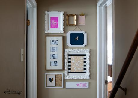 Creating a Gallery Wall in a Small Space? No Problem! - Paperblog