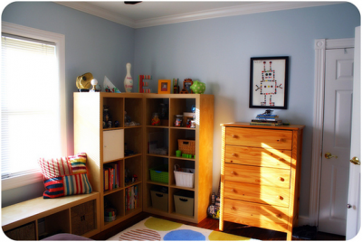 Some ideal surfaces for indoor kids' playgrounds
