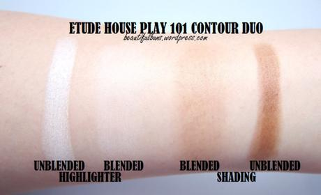 Etude House Play 101 Stick Contour Duo 01 Highlighter & Shading ...
