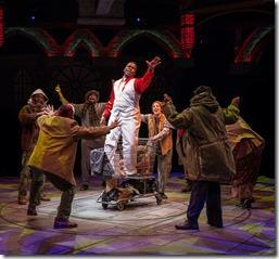 Review: Sister Act (Marriott Theatre)