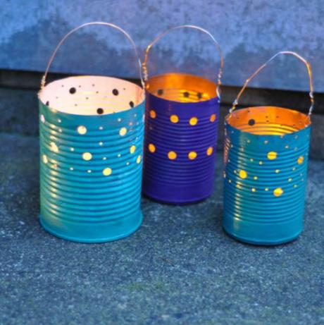 Top 10 Ways To Recycle And Reuse Tin Cans Paperblog