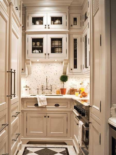 Genius SMALL kitchens