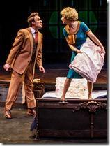 Review: The 39 Steps (Theatre at the Center)