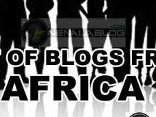 List Blogs From Africa Should Check