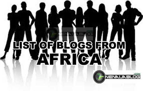 blogs from africa