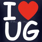 I Love UG. I Love Uganda