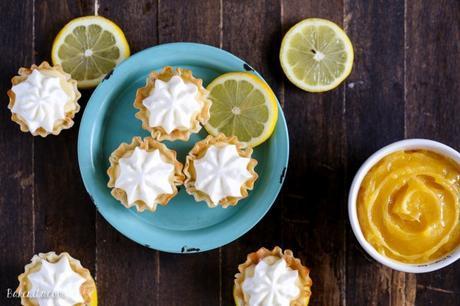 Lemon Cream Pie Bites