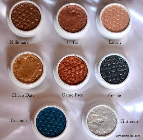 colourpop super shock eyeshadow review, swatches