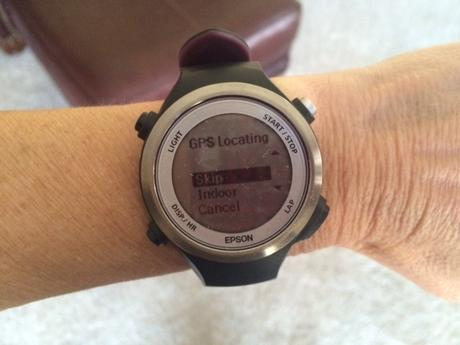 Epson Runsense SF-810 Review (GPS Watch)