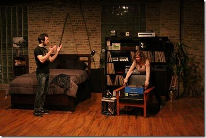 Review: High Fidelity (Refuge Theatre Project)