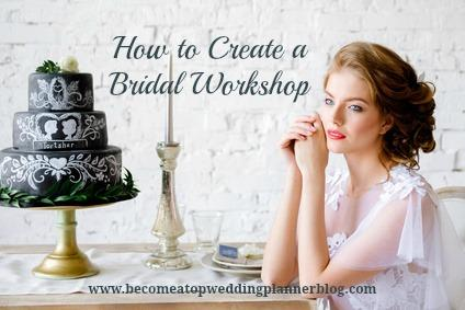 Creating a Workshop for Brides