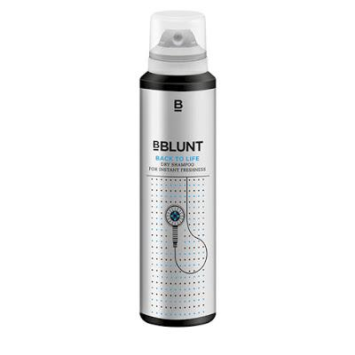 Bblunt back to life dry shampoo for instant freshness for B blunt salon price list