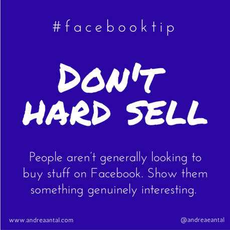 The Savvy Marketer's Top 6 Facebook Tips for Business