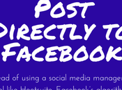 Savvy Marketer's Facebook Tips Business