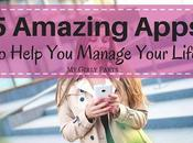 Amazing Apps Help Manage Your Life