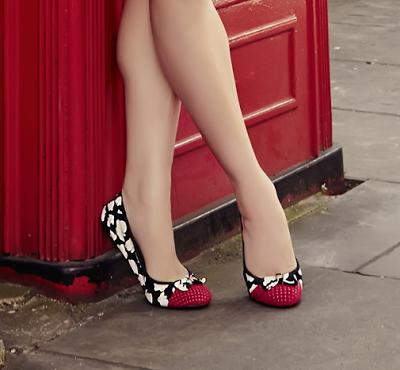 Comfy shoes make sense!