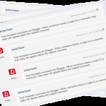 blogger threaded comment box