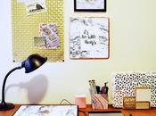 Fleur d'Elise Home: Desk Refresh