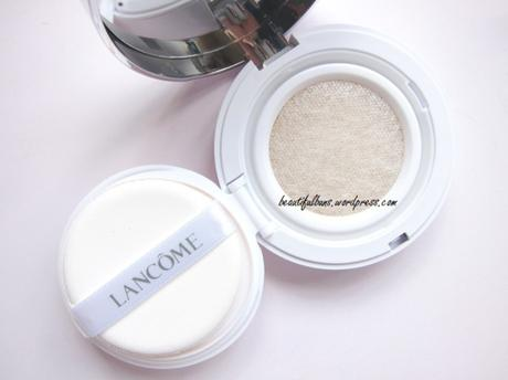Review Lancome Blanc Expert Cushion Compact High Coverage Paperblog