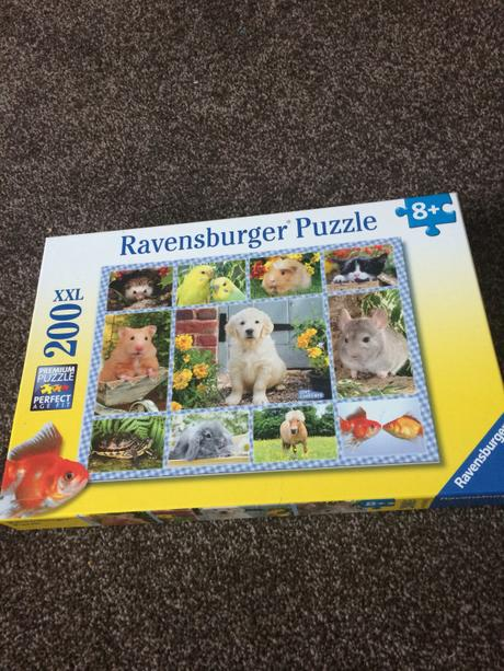 Ravensburger – My First Pet puzzle