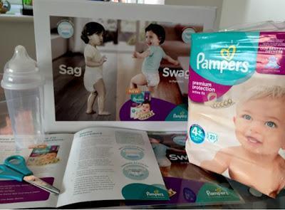 Pampers Active Fit #SagGoneSwagOn Campaign