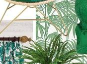 SS16 Interiors Trend Let's Tropical!