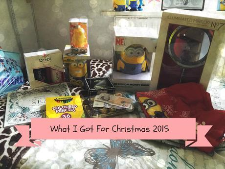 Christmas 2015 & New Year Resolutions