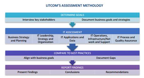 Litcom's_IT_Assessment_methodology